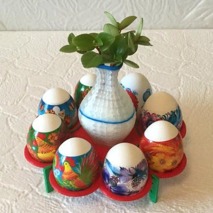 Поставка за яйца